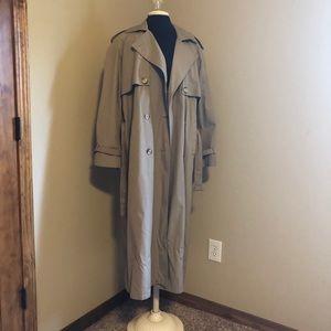 La vogue trench coat
